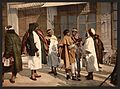 Arabs disputing, Algiers, Algeria-LCCN2001697838.jpg