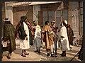 Arabs disputing, Algiers, Algeria-LCCN2001697838.jpg