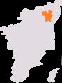 Arani lok sabha constituency.png