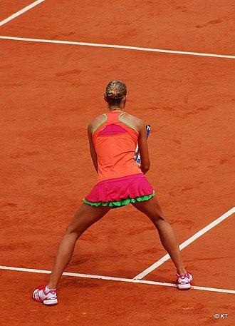 Arantxa Rus - Roland Garros 2011