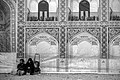 Arba'een In Mehran City 2016 - Iran (Black And White Photography-Mostafa Meraji) اربعین در مهران- ایران- عکس های سیاه و سفید 32.jpg