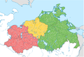 Arbeitsgerichtsbezirke in M-V nach der Gerichtsstrukturreform.png