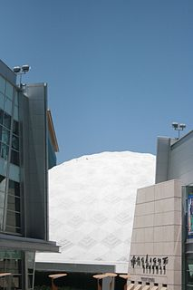 ArcLight Hollywood multiplex movie theater in Hollywood, Los Angeles, United States