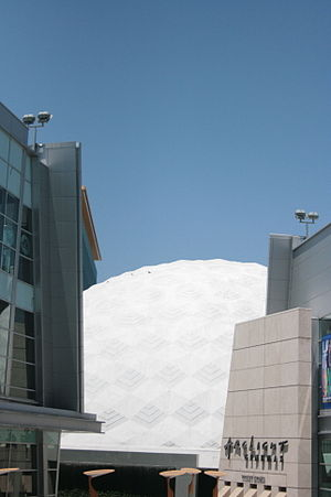 ArcLight Hollywood - ArcLight Cinemas and the Cinerama Dome.