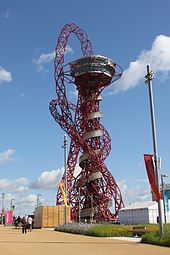 ArcelorMittal Orbit, Olympic Park, Stratford, London29July2012.jpg