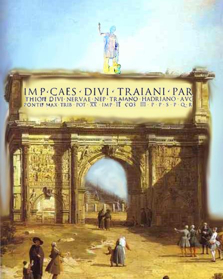 Arch of Hadrianus TS