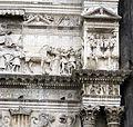 Arco trionfale del Castel Nuovo, 09 trionfo di alfonso.JPG