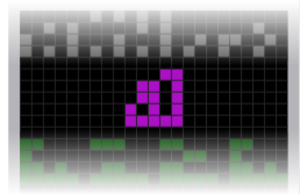 Arecibo message - Image: Arecibo message part 2