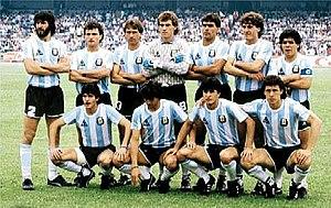 1986 argentina mundial: