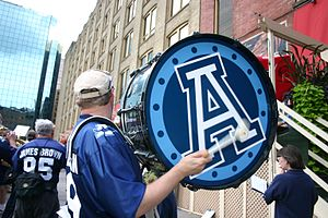 Argonotes - An Argonotes drum