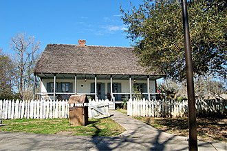 National Register of Historic Places listings in Iberia Parish, Louisiana - Image: Armand Broussard House