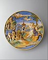 Armorial dish- The story of Apollo MET DT3571.jpg