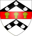 Arms of the Eden family of Sudbury.png