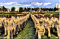 Army Air Forces - Postcard - Miami Beach Training Center - Parade Marching.jpg