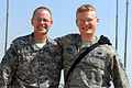 Army father, Air Force son reunite in Iraq DVIDS110522.jpg