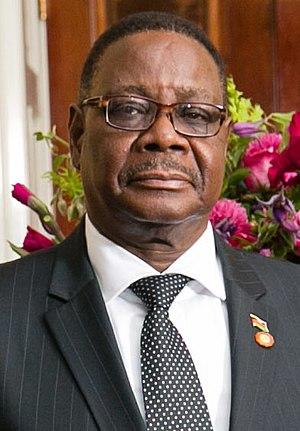 Peter Mutharika - Image: Arthur Peter Mutharika 2014 (cropped)