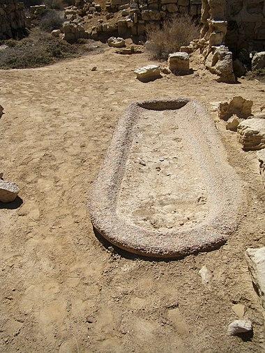 Artifacts at Abu Mena (IV)