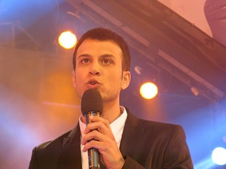Assi Azar - Azar in 2008
