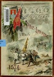 Ataque de Li-ma-hong á Manila en 1574; reseña histórica de aquella memorable jornada ..