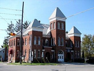 Athens, Ontario - Image: Athens ON 2
