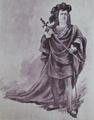 Ator João Caetano no Hamlet de Shakespeare, ato III, cena 3 - Revista Brazil-Theatro.png