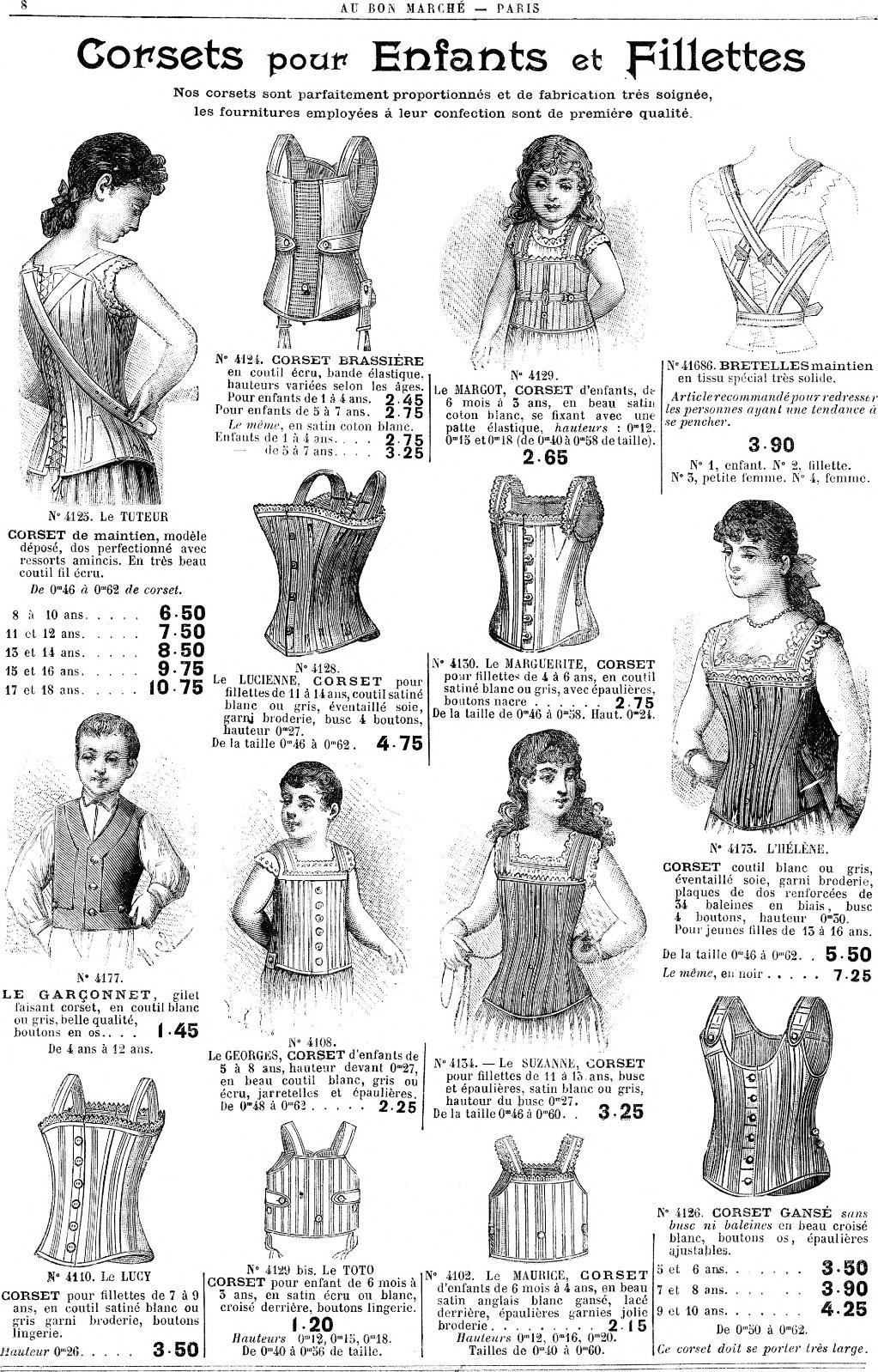 Corsets Des au Bon Catalogue djvu10 Marché Page Wikisource — 3R4AL5j