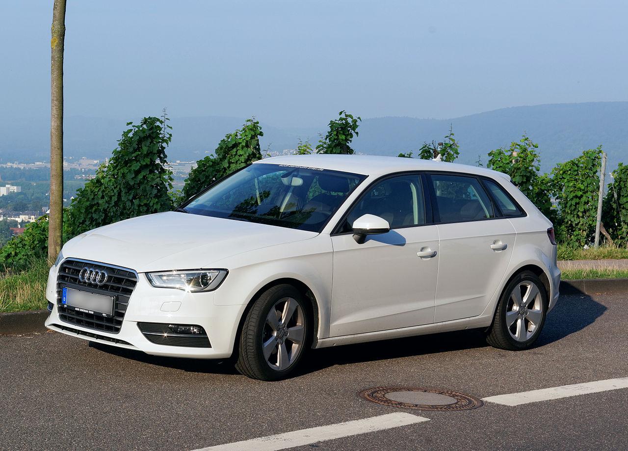 Manuale Audi A3