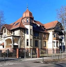 August-Bebel-Straße in Potsdam