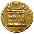 Auguste aureus Gallica 22440 revers.jpg