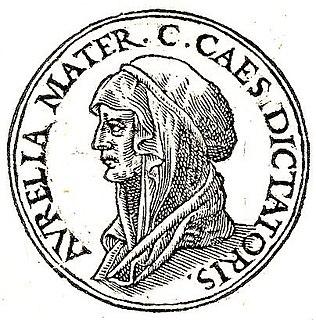 Roman matriarch