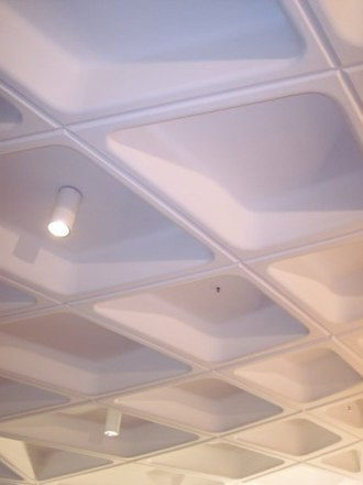 Australia Square - Original ceiling level 11