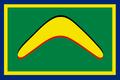 Australian Flag Design Boomerang Island Home.png