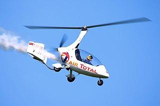 Autogyro rotorcraft with unpowered rotor