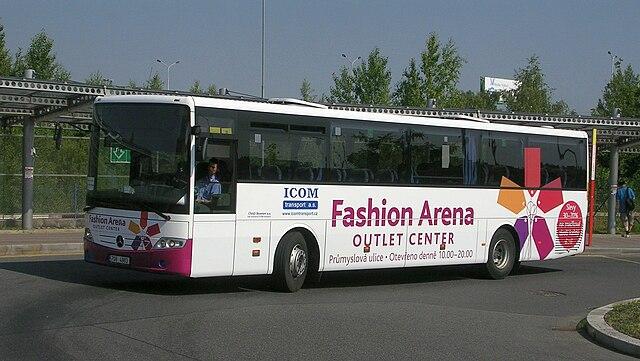 Fashion Arena Outlet Prag
