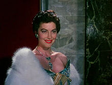Ava Gardner di The Barefoot Contessa