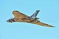 Avro Vulcan XH558 Duxford Airshow 2012 (7977149648).jpg