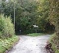 Aycote road junction - geograph.org.uk - 1551038.jpg