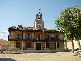 Casarrubuelos - City Hall