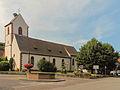 Bötzingen, die Sankt Laurentiuskirche foto2 2013-07-24 17.37.jpg