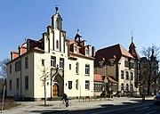Bürgerhaus Blasewitz von Westen