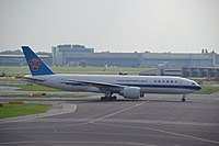 B-2072 - B77L - China Southern Airlines