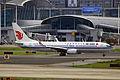 B-5392 - Air China - Boeing 737-89L(WL) - CKG (9636683650).jpg