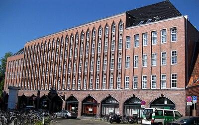 de:Handelshof (Lübeck)