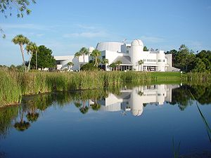 Eastern Florida State College Map.Astronaut Memorial Planetarium And Observatory Wikivisually