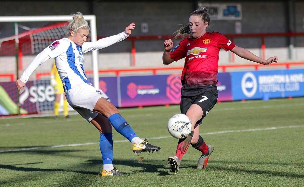 BHA Women 0 Man Utd Women 2 WFAC 4th rd 03 02 2019-959 (32044814737).jpg
