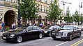 BMW, Mercedes-Benz und Bentley Arnage (6734879129).jpg