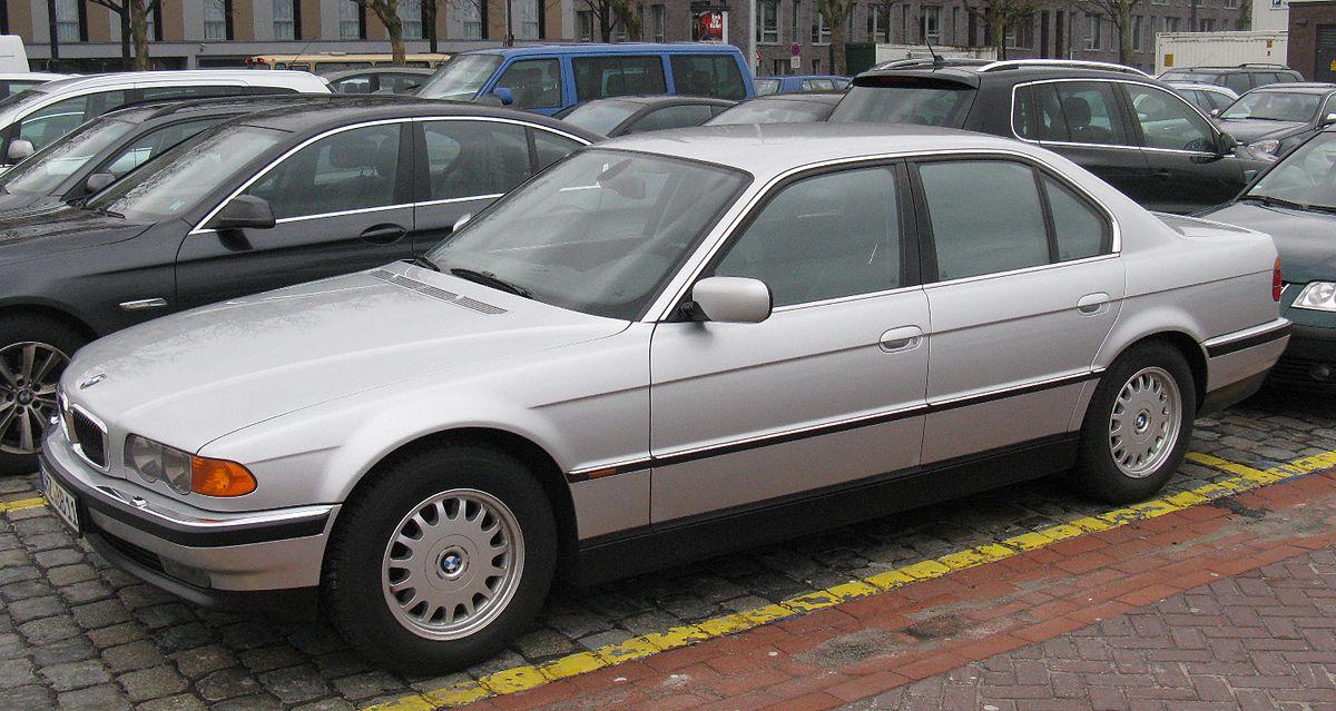 BMW E38 Wikipedia
