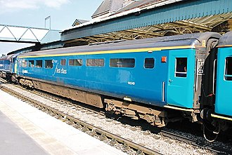 Transport for Wales Rail Services - Image: BR Mk.II Ia RFM No.M10249 (6801455869)