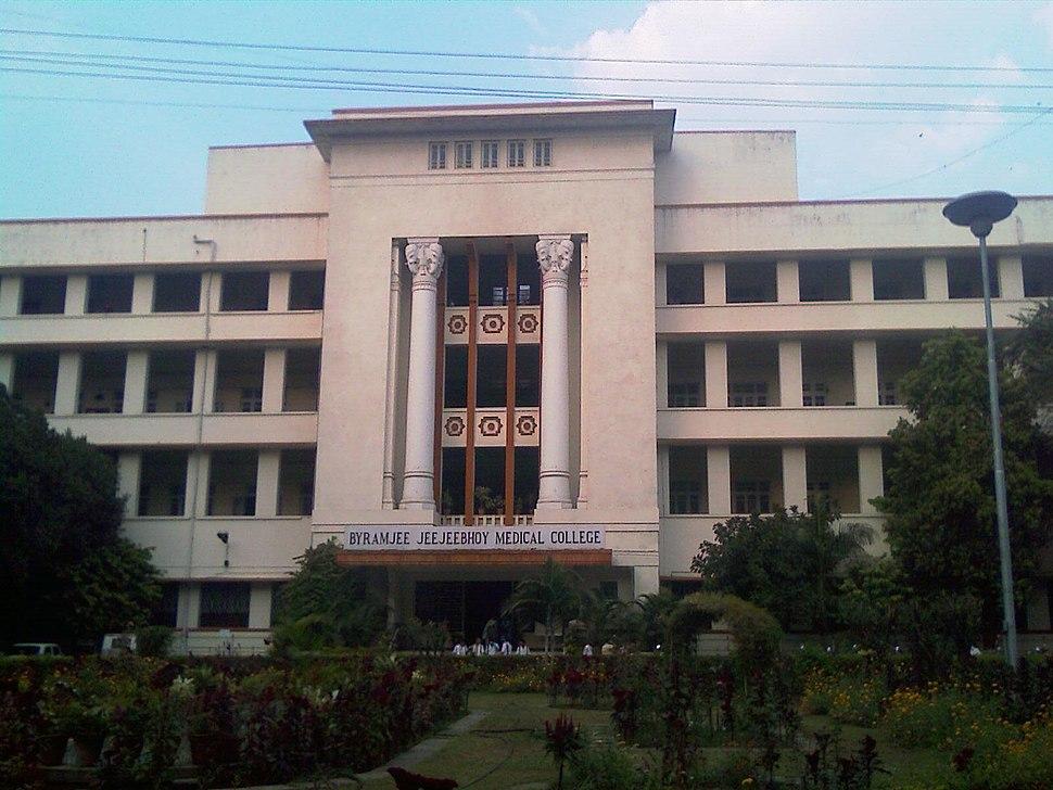 B J Medical College, Pune