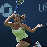 Başak Eraydın at the 2011 US Open.jpg